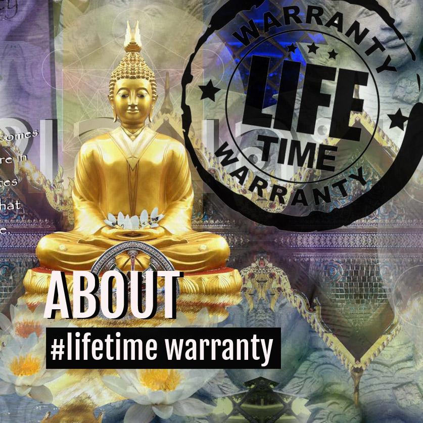 Digital Art Amsterdam - About lifetime warranty