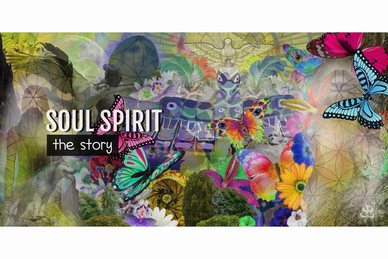 DIGITAL ART AMSTERDAM - Art Story SOUL SPIRIT